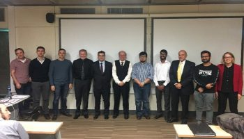 Inauguration of Student Branch at University College Dublin