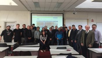 Inauguration of Student Branch at Dublin Institute of Technology